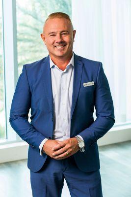 Recreation Manager Boris Pauletig