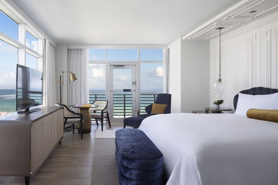 King Club Oceanfront Room