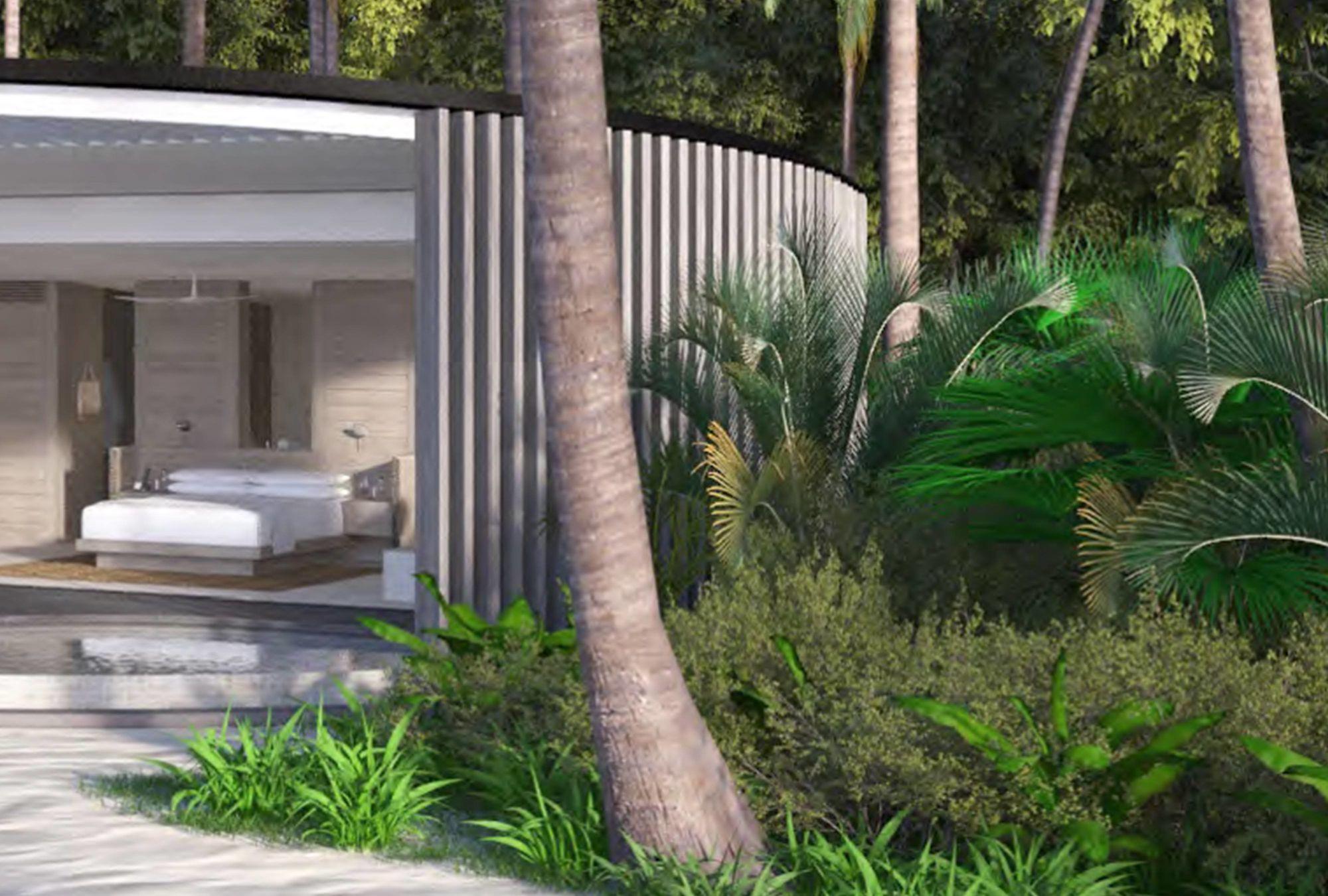 One-Bedroom Beach Pool Villa