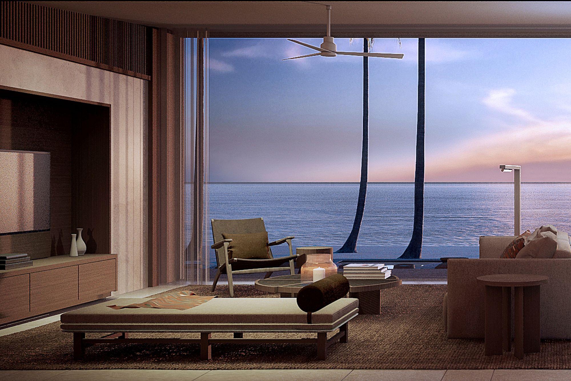 Two-Bedroom Beach Pool Villa