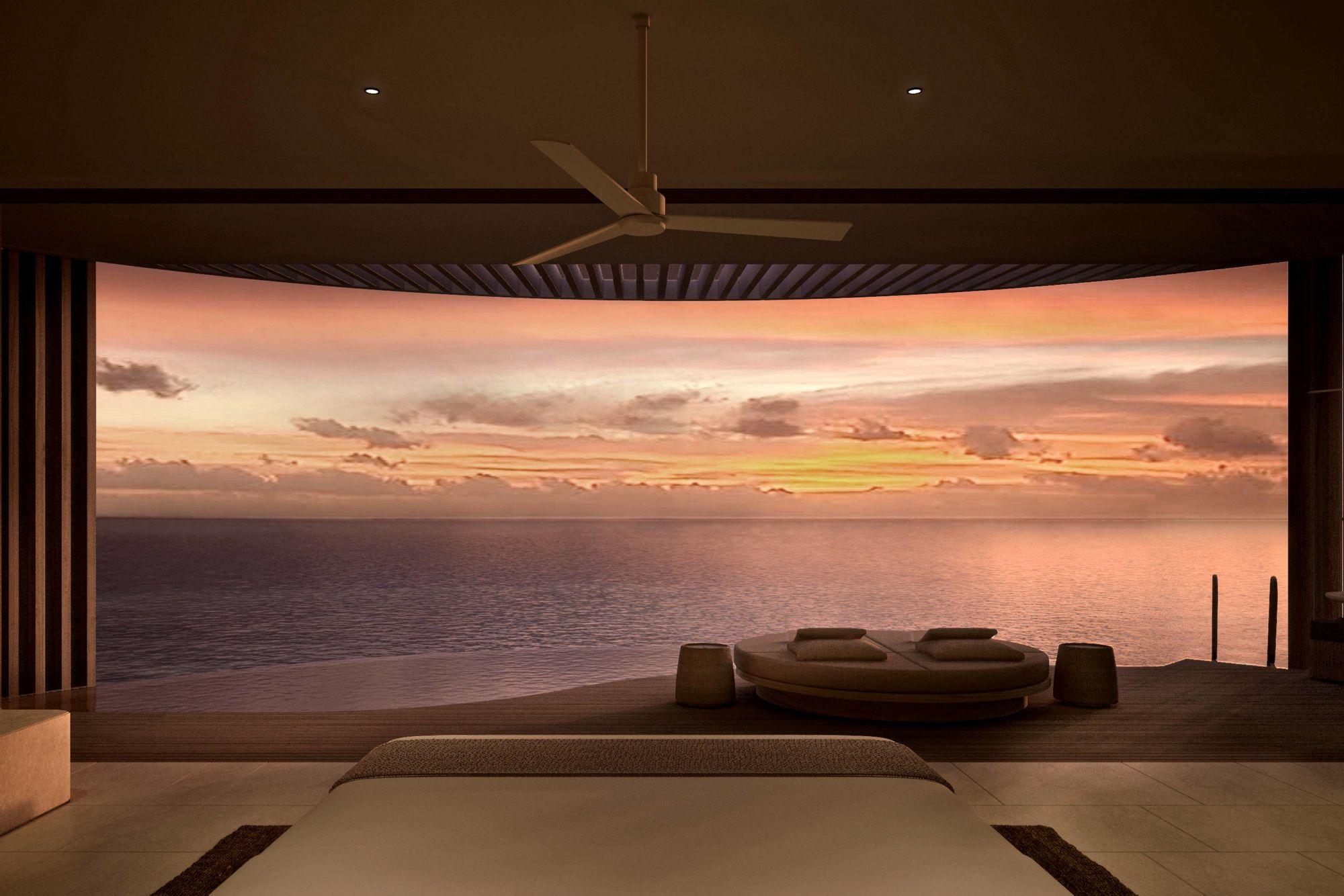 One-Bedroom Villa - Ocean View
