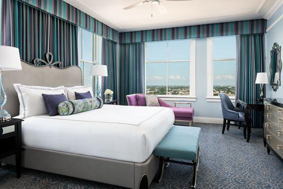 Vieux Carré Suite Bedroom