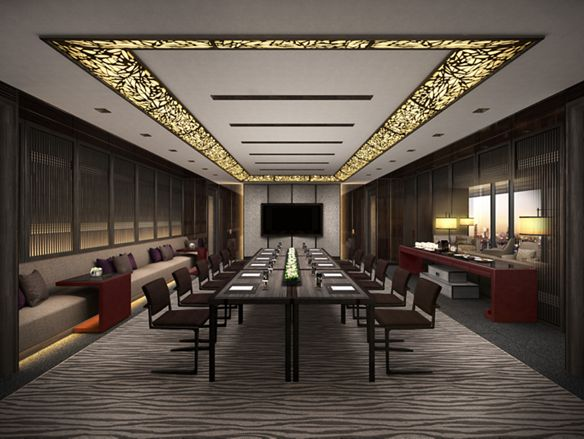 Conference Rooms For Business Meetings The Ritz Carlton