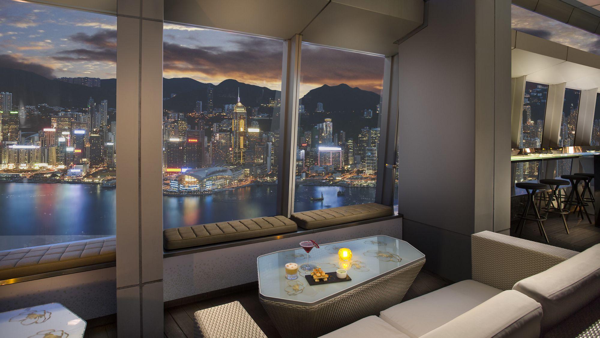 Hong Kong Rooftop Bars & Sky Bars | OZONE