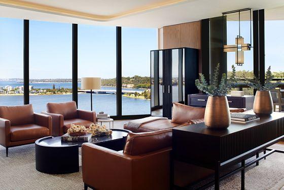 Ritz-Carlton - Living Room
