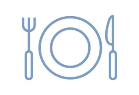 Place Setting Icon