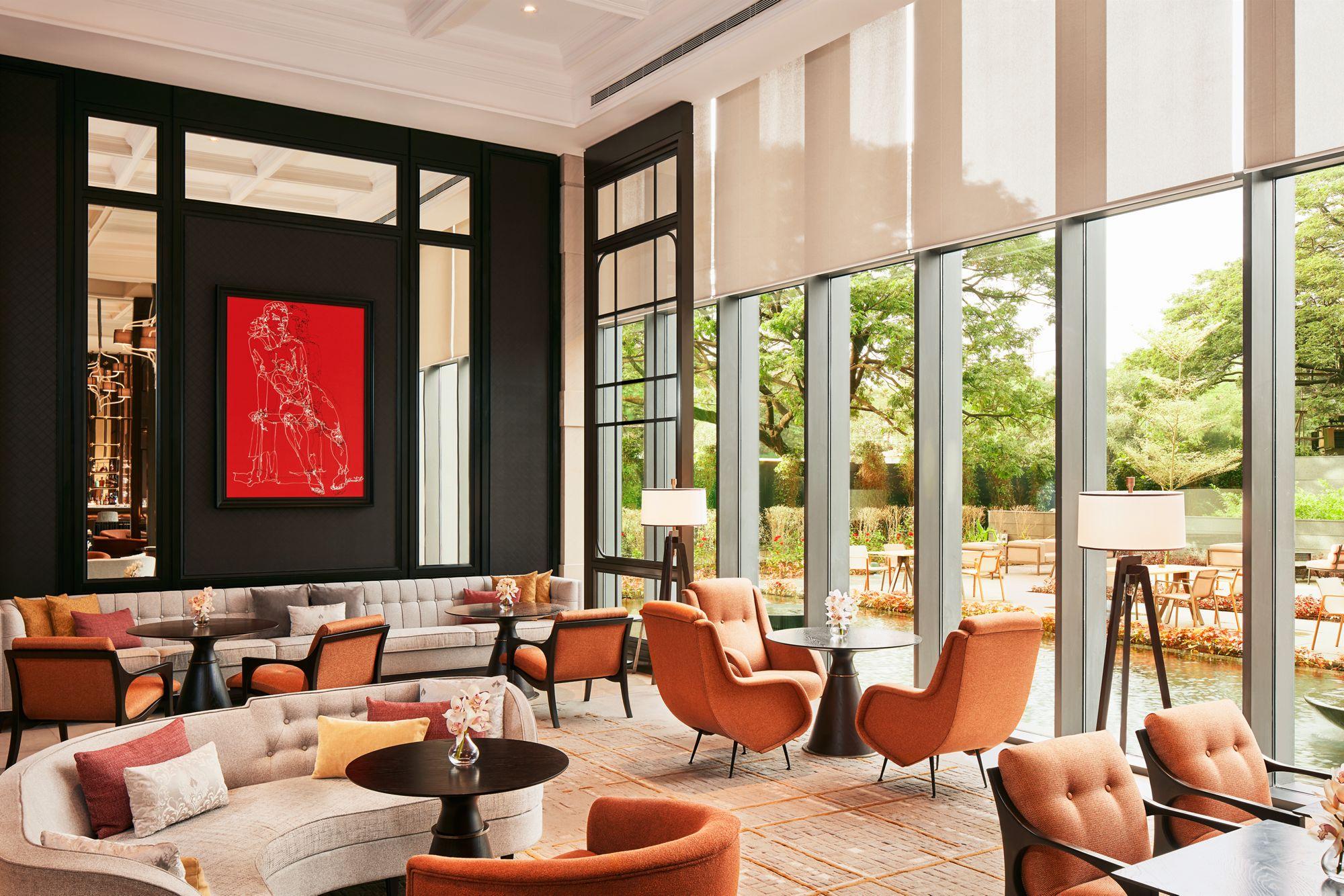 Three Kitchens Restaurant And Bar The Ritz Carlton Pune