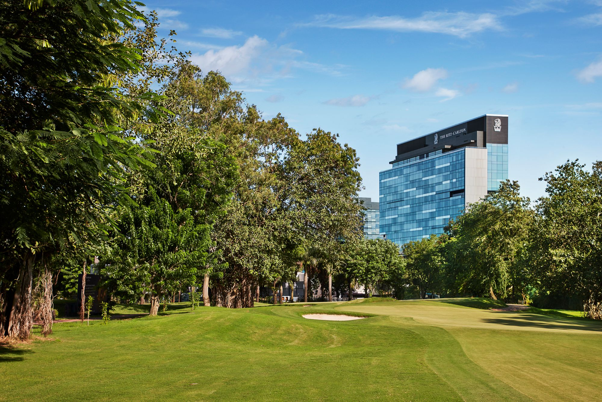 The Poona Club Golf Course
