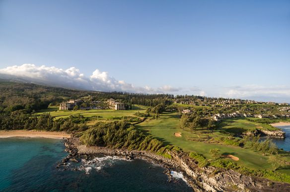 Kapalua by drone