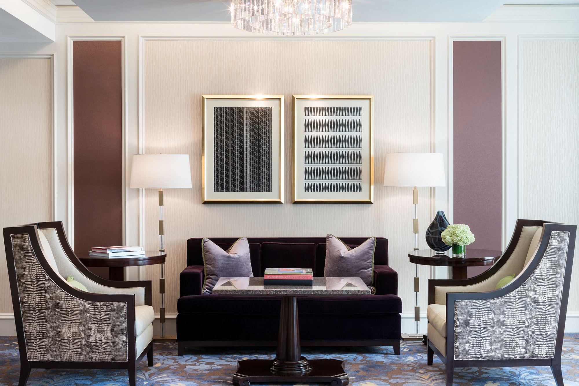 Club Level The Ritz Carlton Dallas