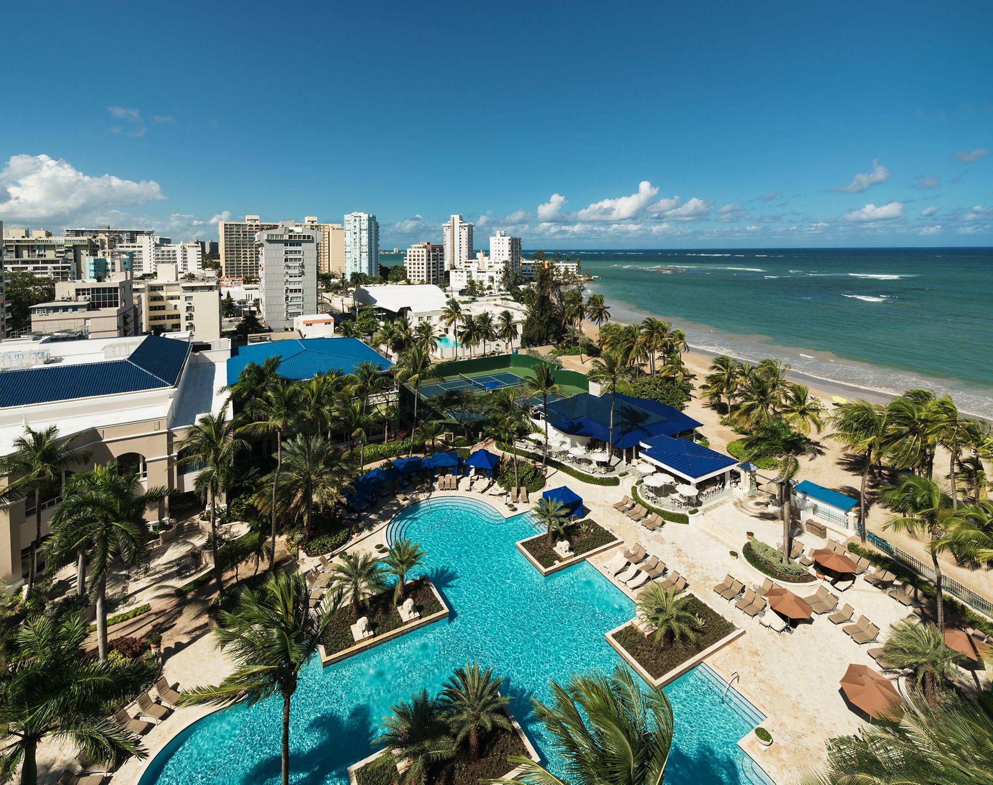 San Juan Puerto Rico Beach Resorts