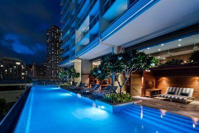 Waikiki Luxusstrandresorts The Ritz Carlton Waikiki Beach