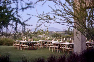 Garden Dinner - El Huerto