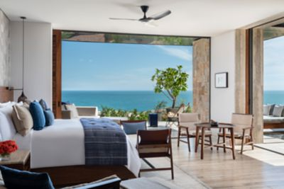 Ocean View Pool Guest Room