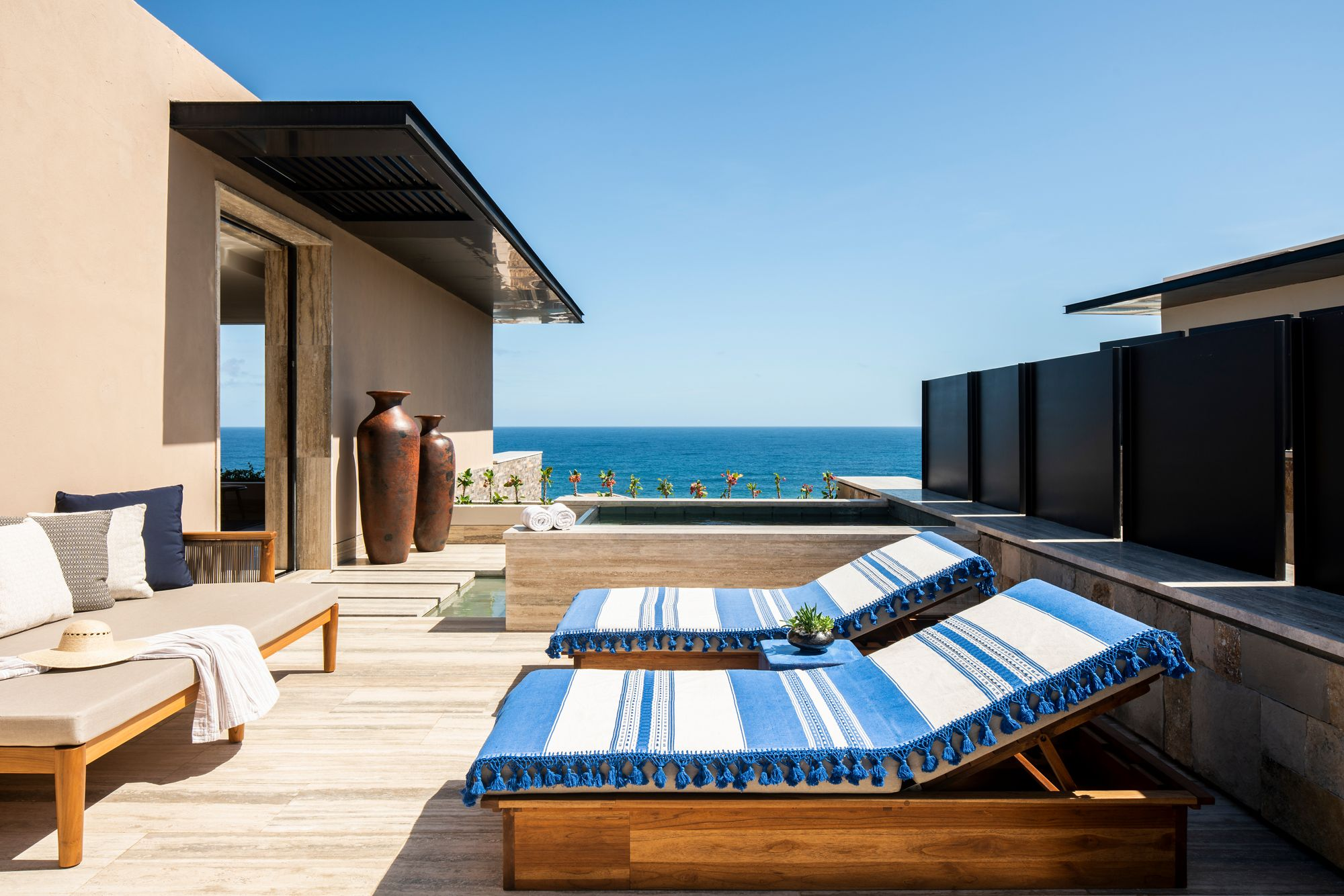 Infinity Ocean View Suite - Private Terrace