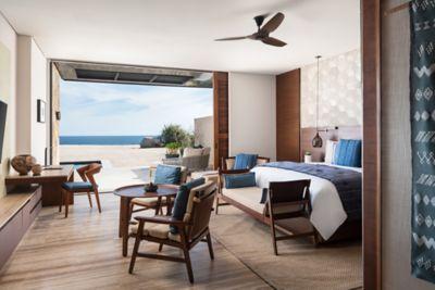 Zadún Ocean Front Villa - Master Bedroom