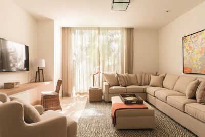 Residence Living Area