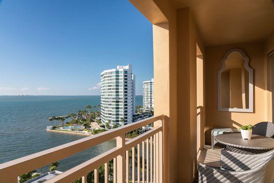 Bay View Balcony