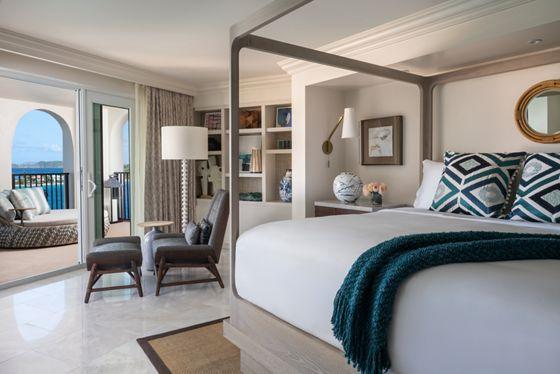 Presidential Suite - Master Bedroom
