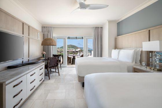 Queen/Queen Guest Room - Resort View