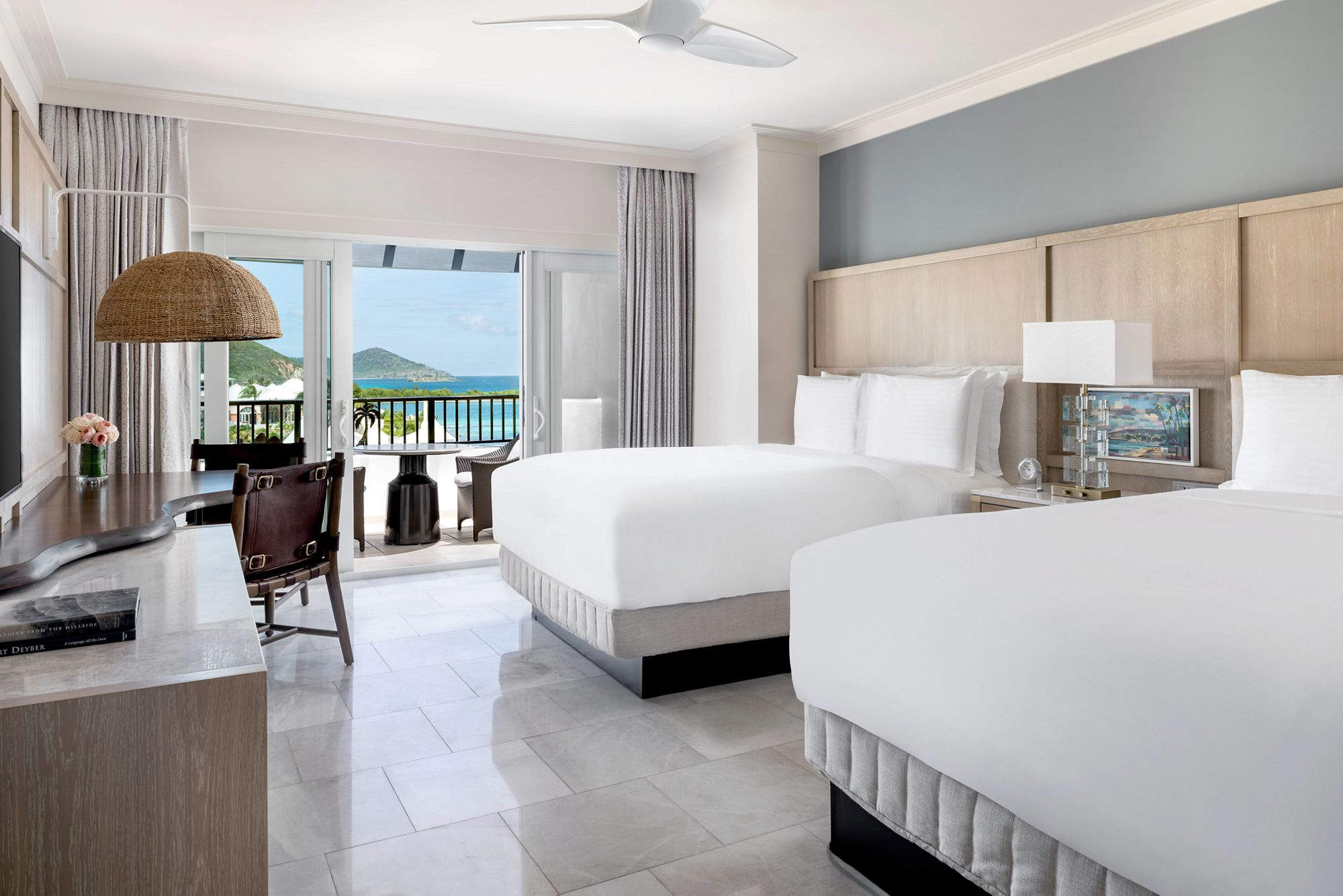 Two Bedroom Suite The Ritz Carlton St Thomas