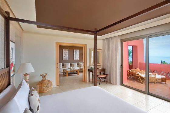 One Bedroom Suite - Ocean View