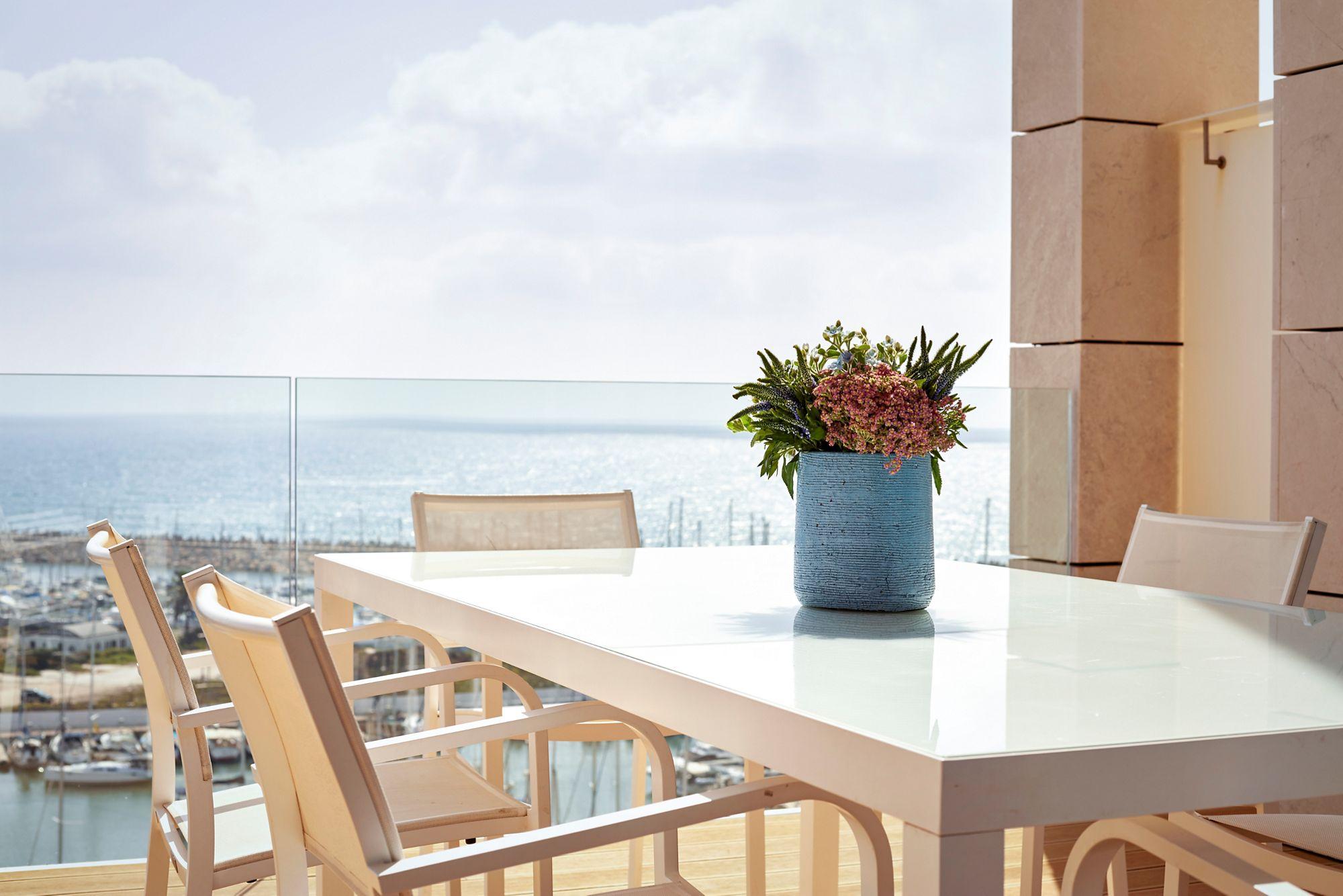 Two-Bedroom Duplex Suite - Balcony