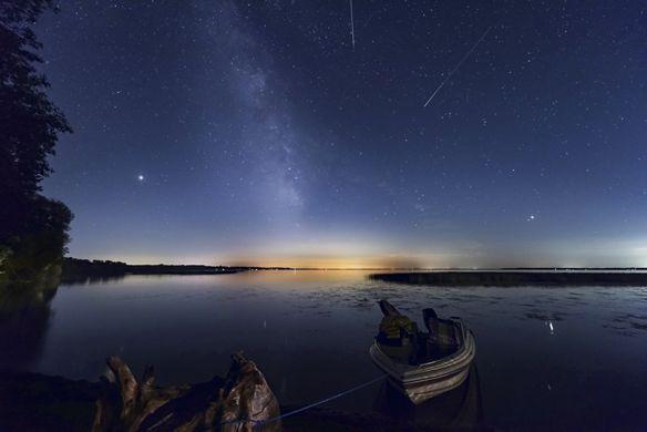 Lake Chuzenji Stargazing