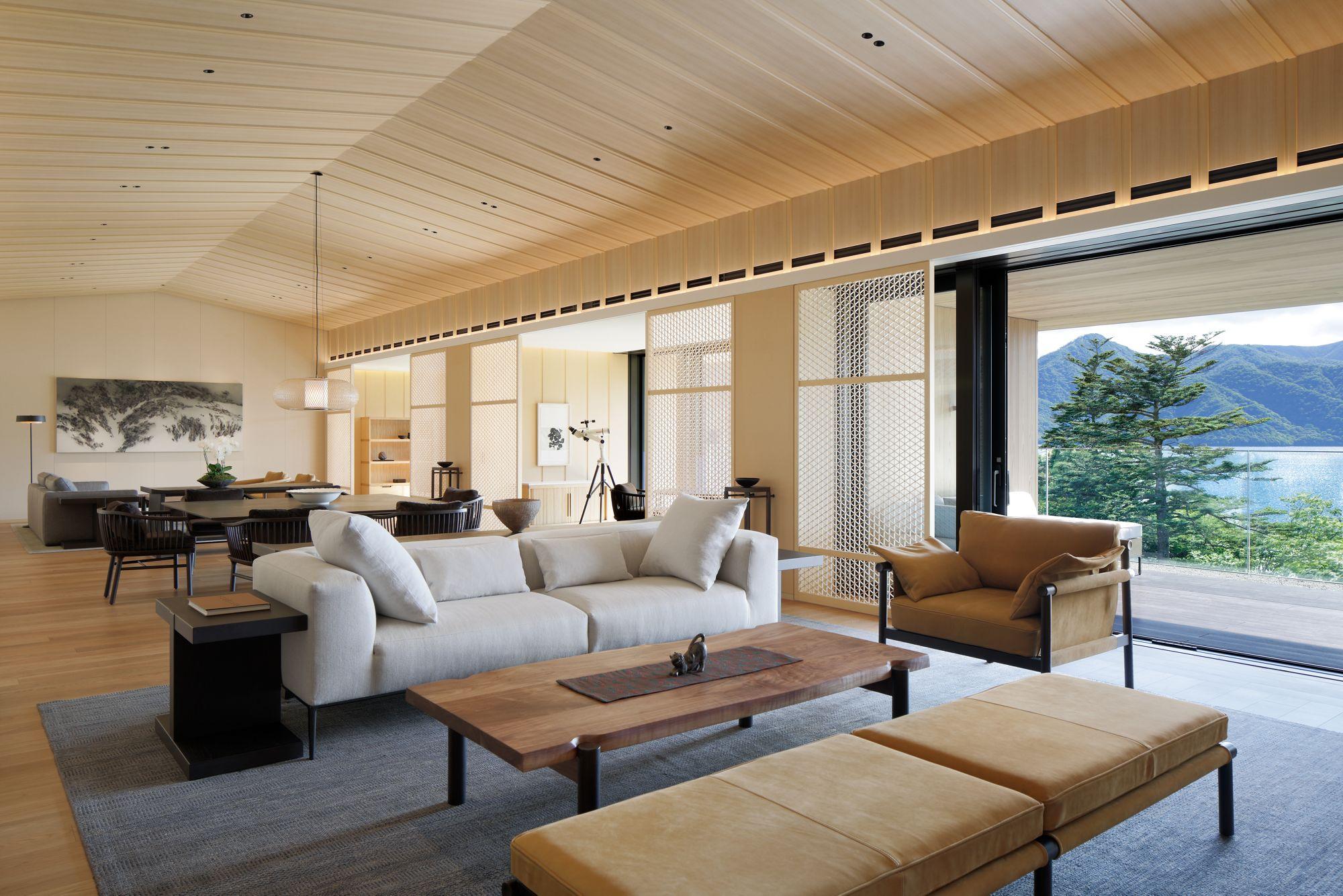 Ritz-Carlton Suite - Living Room