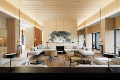 The Lobby Lounge The Ritz Carlton Nikko
