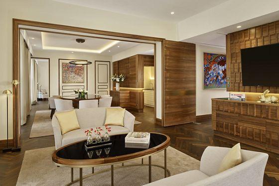 The Ritz-Carlton Albertina Suite - Living Area