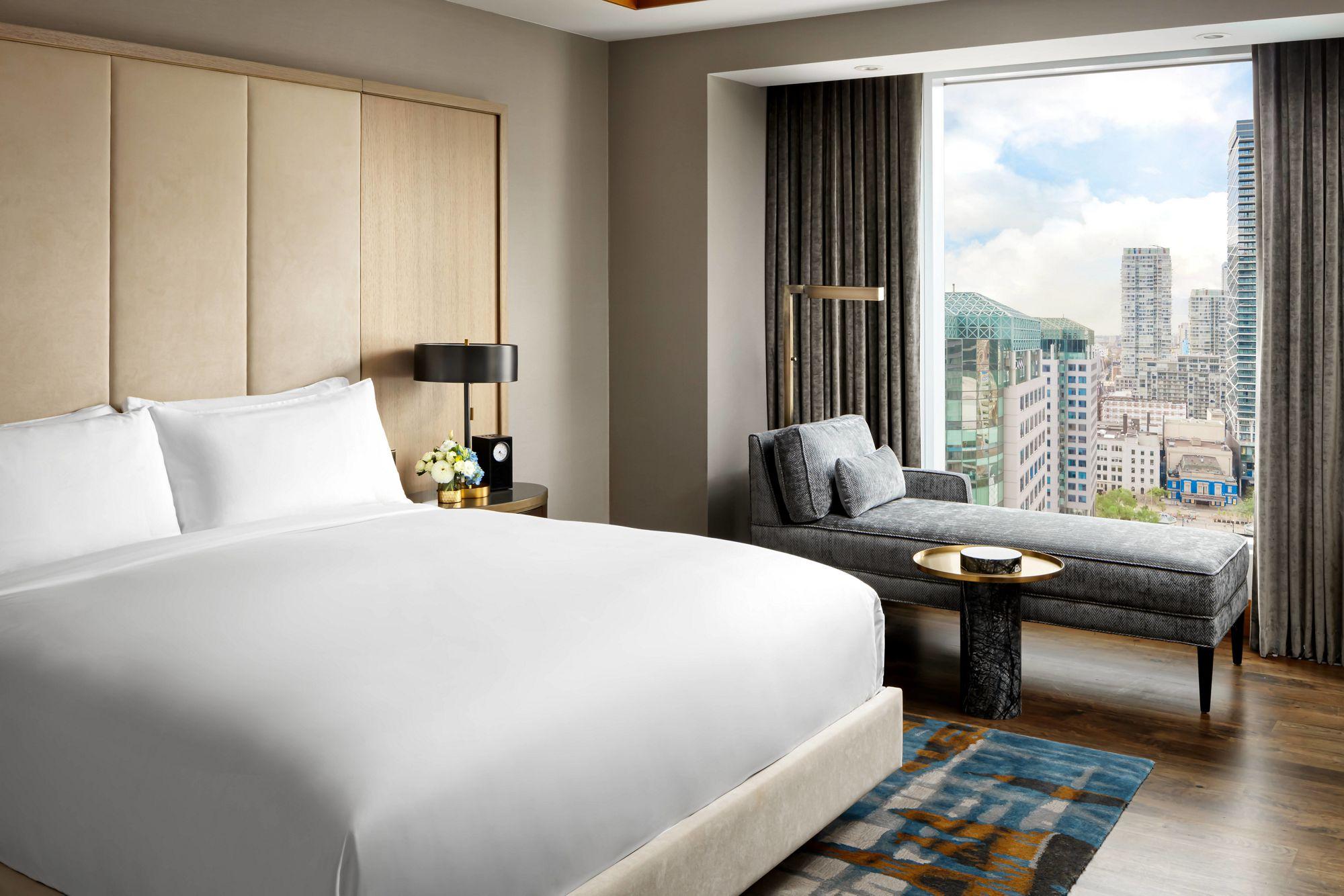 Wellington Suite - Bedroom