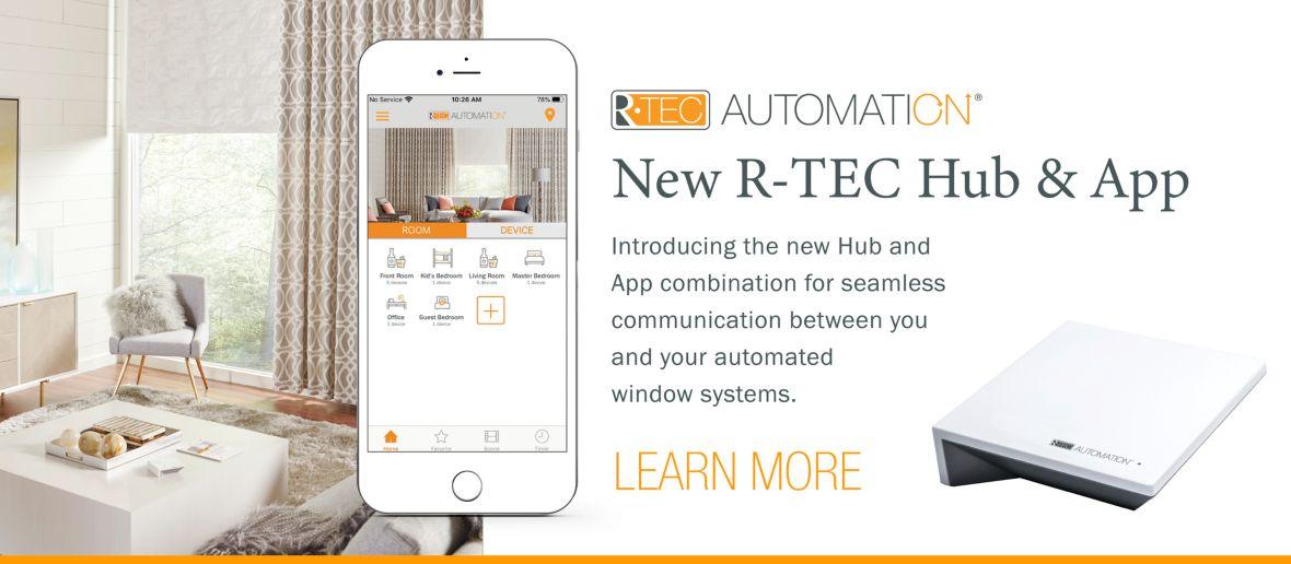 R-TEC Hub & App