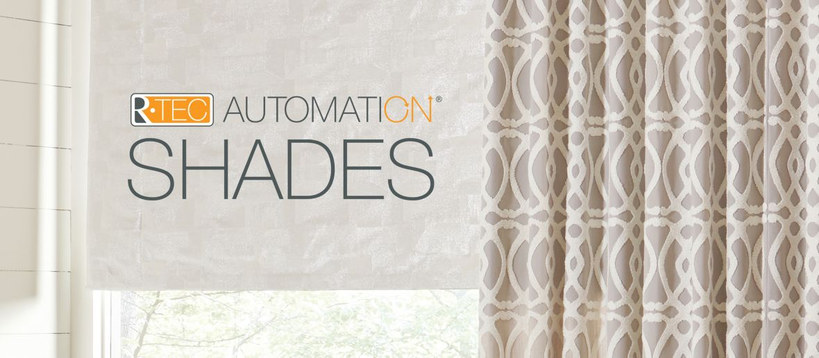R-TEC Automation Shade Systems
