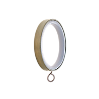 "1 3/8"" Ring with Eyelet /AB"