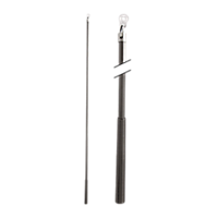 "Metal Baton with Plastic Attachment - 36"" /BBN"