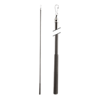 """Metal Baton with Steel Clip - 36"""" /BBN"""