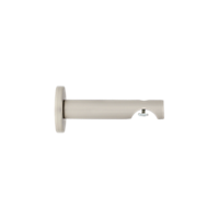 "1 1/8"" H-Rail Wall Bracket 3 1/2"" Projection /SN"