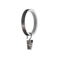 "1 1/8"" Ring with Clip /BBN"