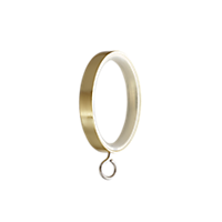 """1 1/8"""" Ring with Eyelet /BB"""