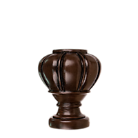 "2"" Crown Finial /OWD"