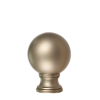 "1 3/8"" Ball Finial /AS"