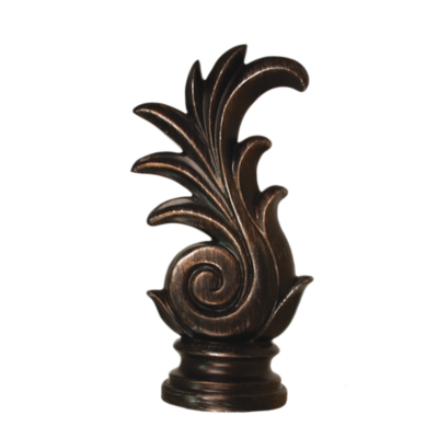 """2"""" Victoria Finial /IC"""