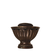 "2"" Wilshire Finial /OWG"