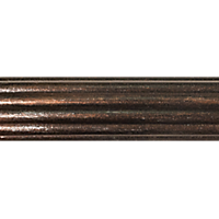 "1 3/8"" Fluted Pole 4' /IC"