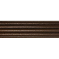 "1 3/8"" Fluted Pole 4' /OWD"