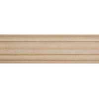 "1 3/8"" Fluted Pole 4' /SL"