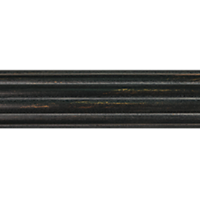 "1 3/8"" Fluted Pole 4' /WB"