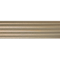 "1 3/8"" Fluted Pole 6' /AS"