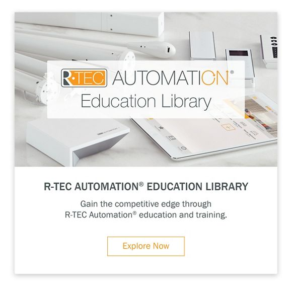 R-TEC Automation Education Library - Gain the competitive edge through R-TEC Automation education and training.